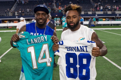 Does the Jarvis Landry trade tell us anything about a potential Dez Bryant market?