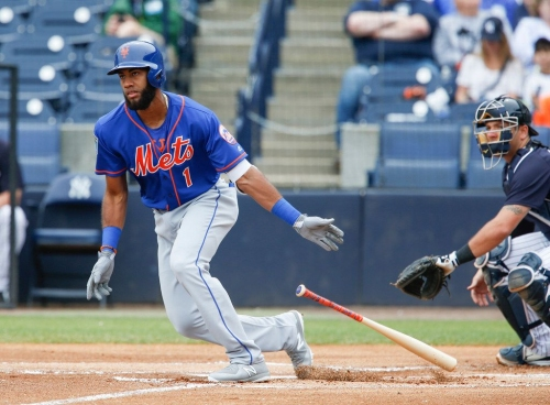 Mets' Amed Rosario plays SS for first time in seven days, runs without problems
