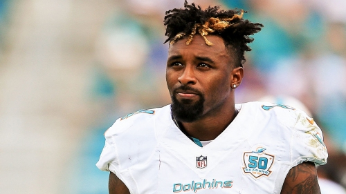 Browns WR Jarvis Landry says he can live with the trade because he 'gave it his all'