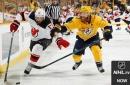 Nashville Predators 2, New Jersey Devils 3 (SO): Their Streak Is Over, But Preds Steal a Point