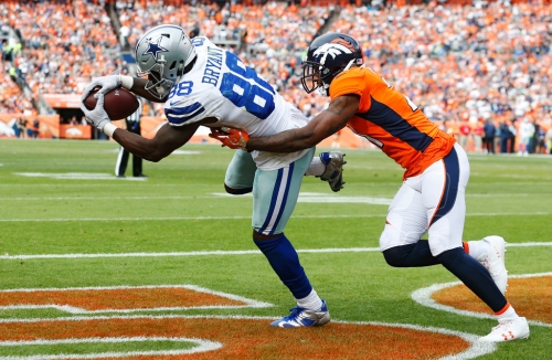 Aqib Talib: If Cowboys don't want to keep Dez Bryant, 'somebody's getting a great player'