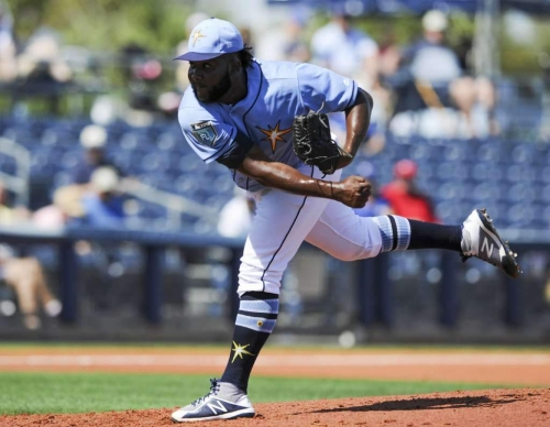 For starters: Diego Castillo, Jaime Schultz among today's Rays cuts