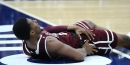 Mississippi State provides update on injured G Nick Weatherspoon