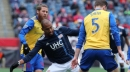 Tierney late free kick earns NE Revolution bounce back win over Colorado