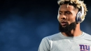 Rumor: Giants WR Odell Beckham Jr. may not be on the roster by Week 1 of 2018