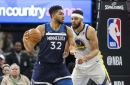 Final Score: Warriors lose down the stretch to Timberwolves, 109-103