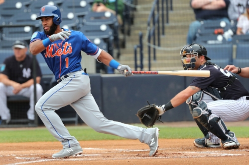 Amed Rosario is healthy again and one hustle play proves it