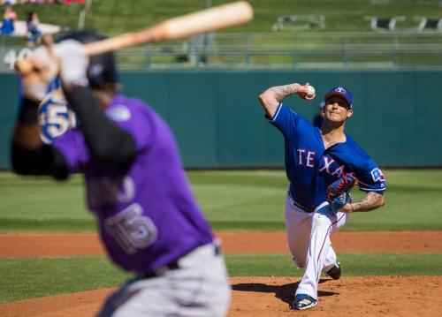Rangers decide to move Matt Bush back to bullpen; What does it mean for Bartolo Colon?