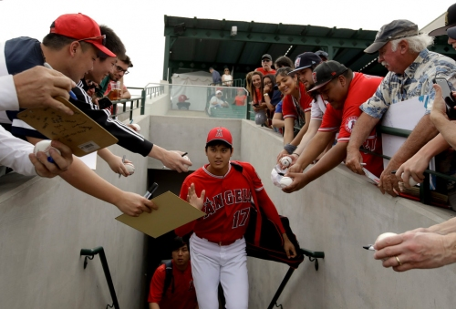 Why Rangers would still gladly still take underwhelming Shohei Ohtani and circus that comes with him