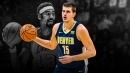 Nikola Jokic joins Wilt Chamberlain as only center with more than seven triple-doubles in a season
