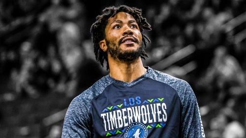 Derrick Rose was a -17 in his six minutes of playing time versus Warriors