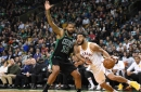 Shorthanded Celtics fall to Pacers 99-97 at home