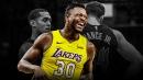 Julius Randle says playing against former Lakers teammates brings back trash talk memories