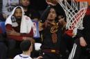 Jordan Clarkson, Larry Nance Jr. Enjoy Friendly But Odd First Game Against Lakers