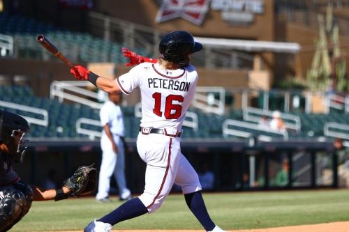 Atlanta Braves News: Dustin Peterson homers, Scott Kazmir in rotation plans