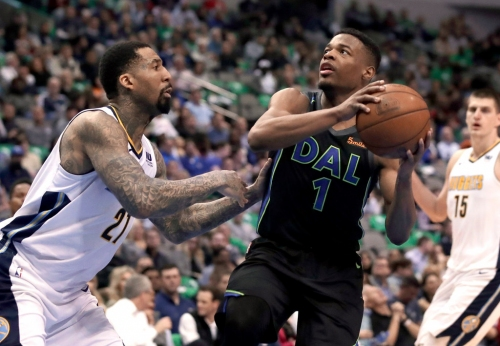 Numbers look good for a couple Mavericks, but not so much for another
