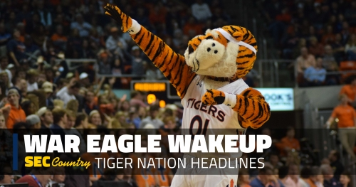 Auburn football: It's spring break and Tigers are NCAA Tournament bound