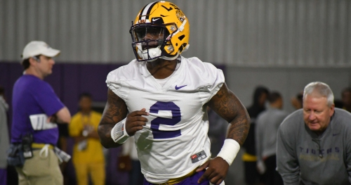 LSU football depth chart: Where things stand at start of spring practice