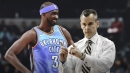 Corey Brewer claims Billy Donovan still gets on him during film sessions like during Florida days