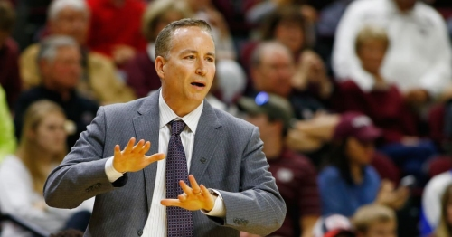 Texas A&M makes it back into the NCAA Tournament