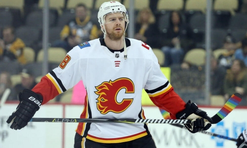 The bottom has fallen out for the Calgary Flames