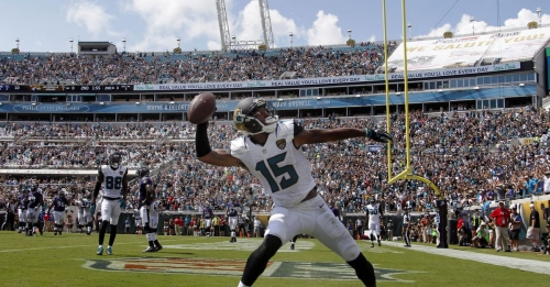 Jaguars and Bears teams to watch on Allen Robinson?