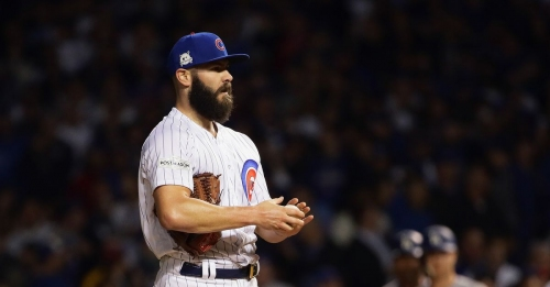 The Phillies signed Jake Arrieta and are now a popular playoff 'sleeper'