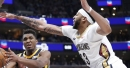 Anthony Davis registers first career triple-double but New Orleans Pelicans fall to Utah Jazz, 116-99