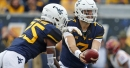 Will Grier enjoying spring 'challenge' of working on offensive efficiency