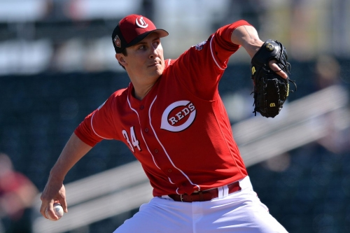 Homer Bailey so-so in start, Reds offense can't overcome Angels in 4-3 loss