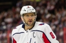 Another Milestone For Washington Capitals Alex Ovechkin (600 Career Goals)