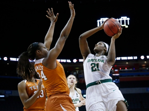 Baylor, Texas earn No. 2 seeds in women's NCAA tournament; Is a Final Four showdown in store?