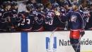 Seth Jones leaves game vs. Canadiens with upper-body injury