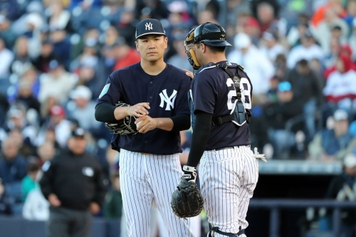 Yankees 1, Twins 2: Masahiro Tanaka made one mistake