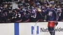 Jones scores, surging Blue Jackets beat Canadiens