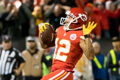 Dolphins emerge as favorites to land free agent WR Albert Wilson
