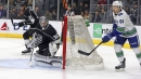Kings back in playoff position with win over Canucks
