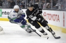 Canucks blanked for 2nd consecutive game in loss to Kings