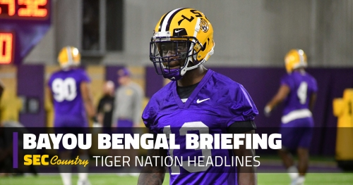 3 candidates who can step up for Kristian Fulton in LSU's secondary