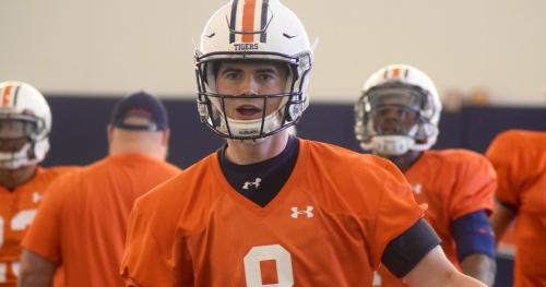 Auburn football: How active will QB Jarrett Stidham be after spring break?