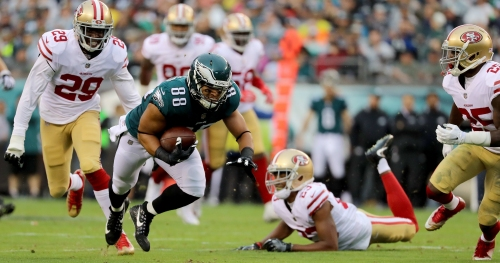 Report: Former Florida TE Trey Burton agrees to monster deal with Chicago Bears