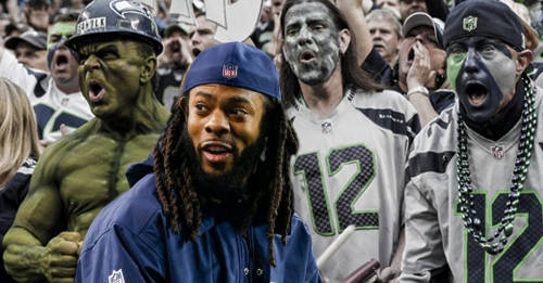 Richard Sherman urges Seahawks fans to not be upset at him