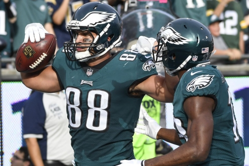 NFL Free Agency 2018: Trey Burton to sign with Chicago Bears