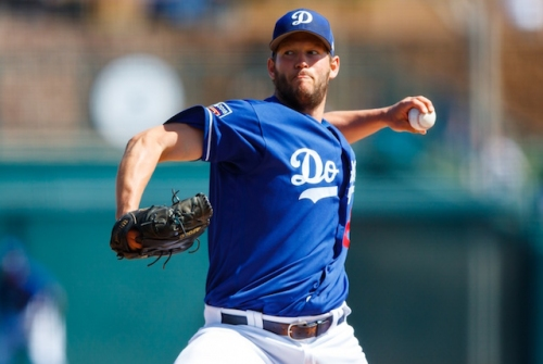 Dodgers Spring Training: Clayton Kershaw Encouraged By Start Against Brewers, Believes Slider Is Improving