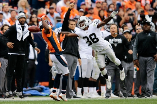 Broncos said to be sniffing around CB TJ Carrie