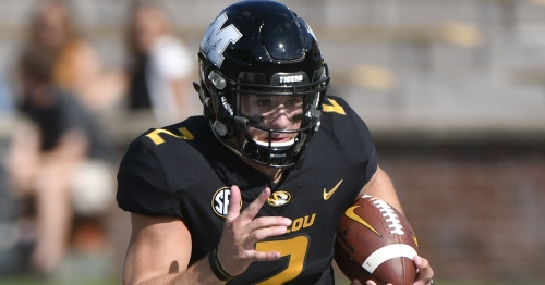 Missouri experimenting with backup QB Micah Wilson at WR
