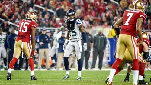 Richard Sherman discusses his timeline to return from injury, NFL's snub of Colin Kaepernick