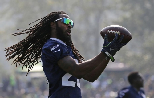 A quick way for Richard Sherman to be loved