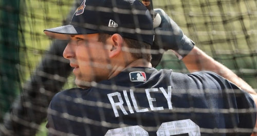 Riley has work to do, but Braves 3B prospect is getting there