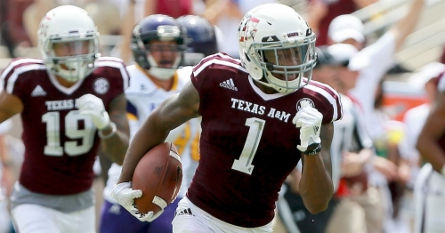CB Nick Harvey announces plans to transfer from Texas A&M